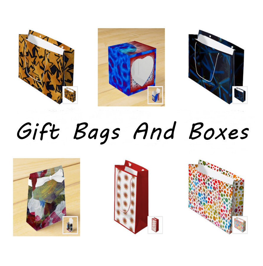 Gift Bags And Boxes