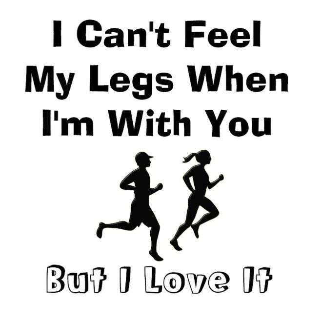 I Can't Feel My Legs