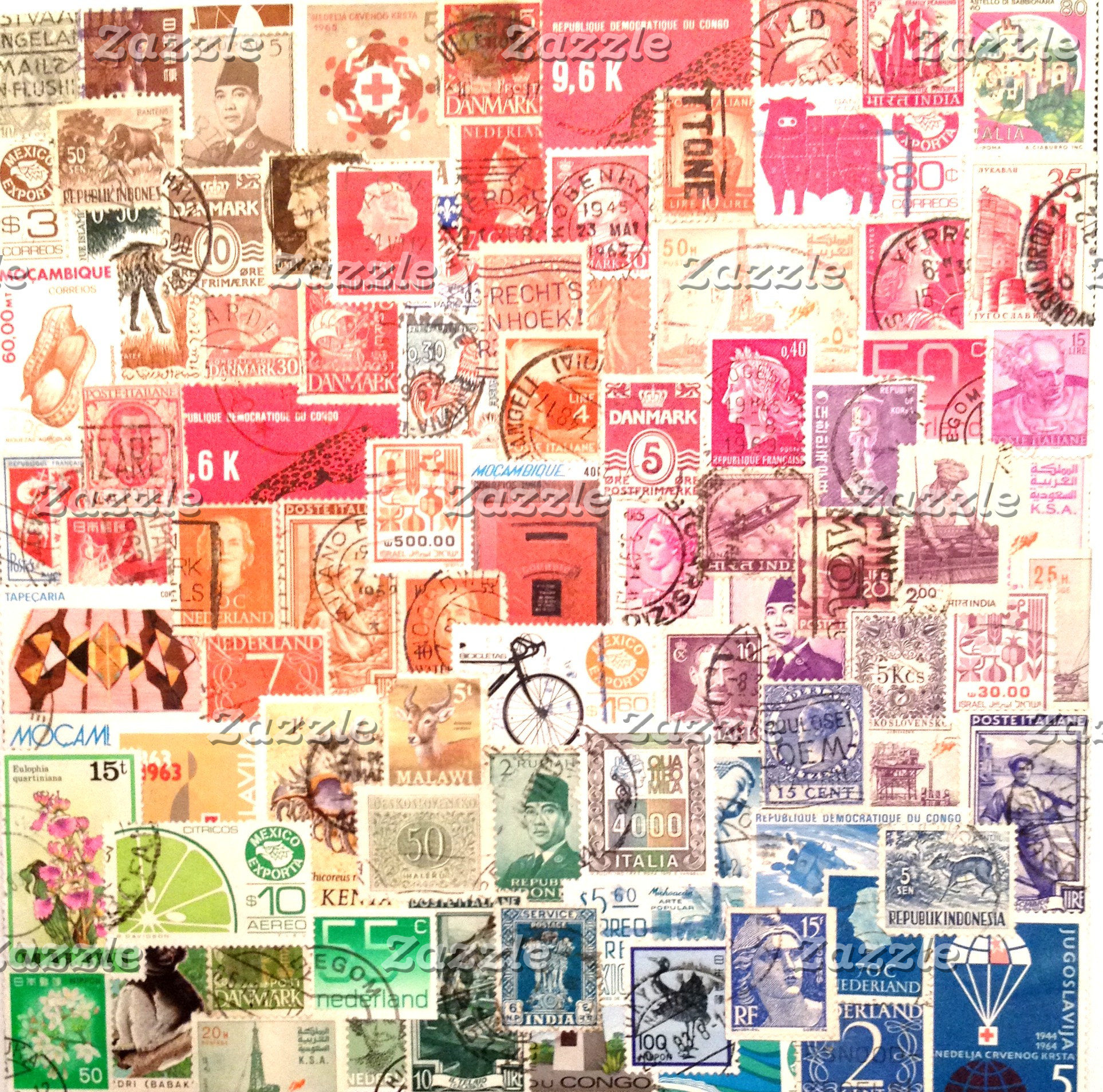 Int'l Stamps
