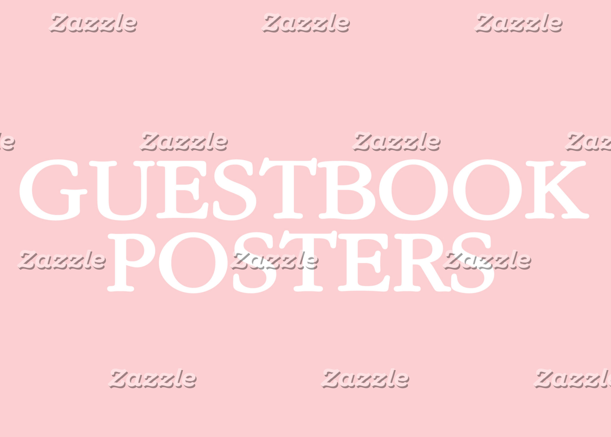 Guestbook Posters