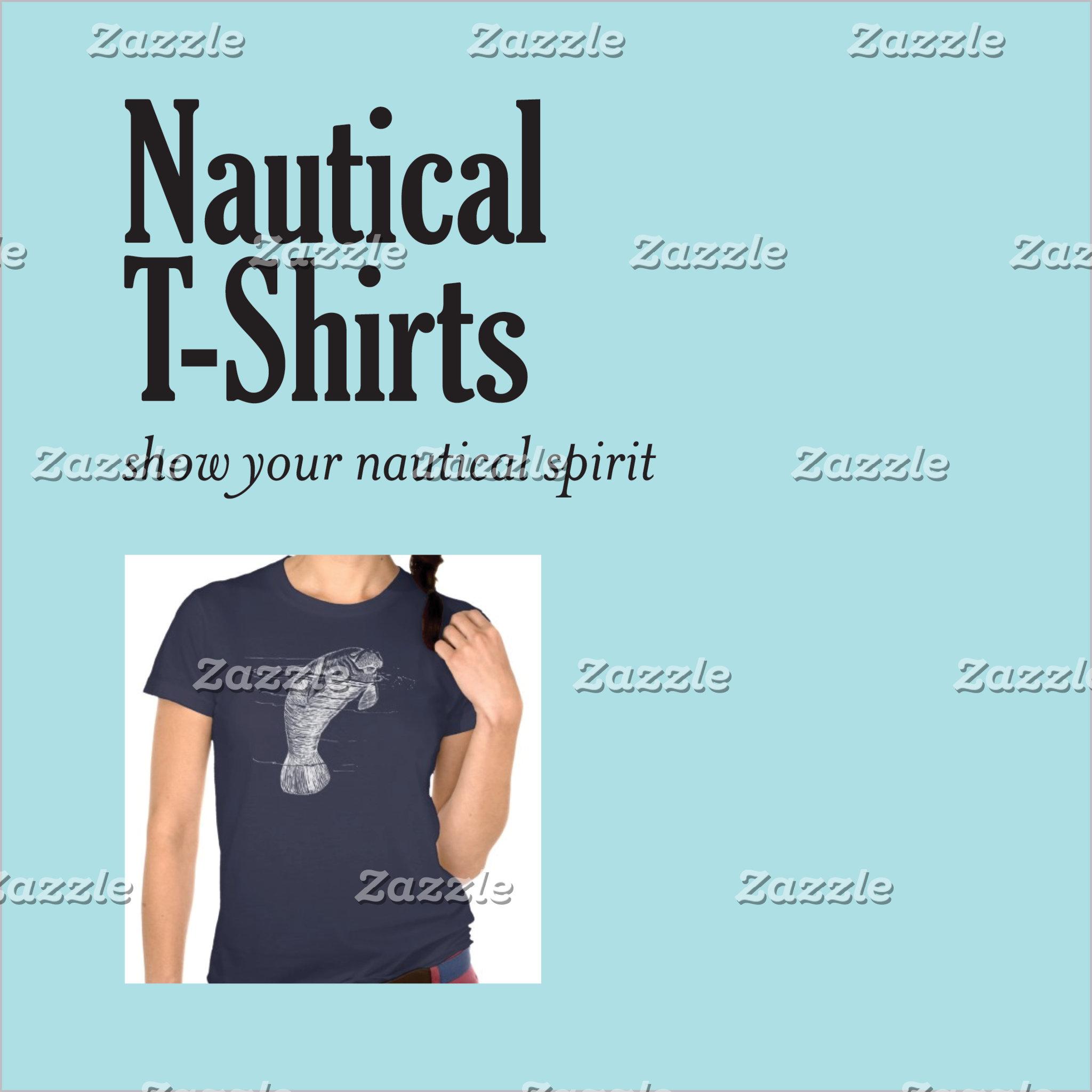 Nautical T-Shirts