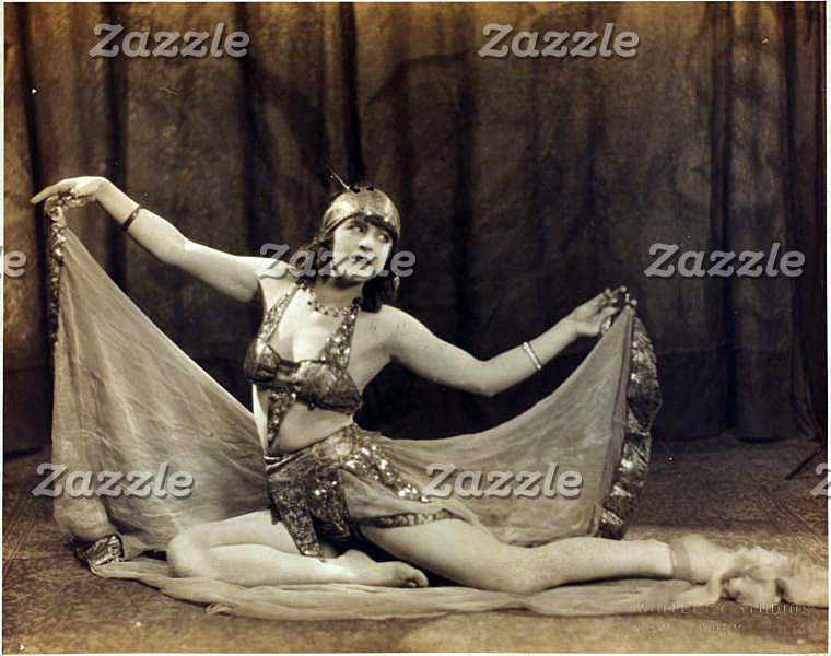 Vaudeville, Dance and Burlesque