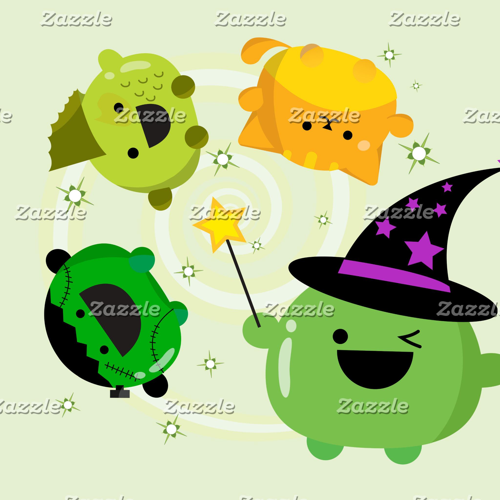 Magical Mochi Friends