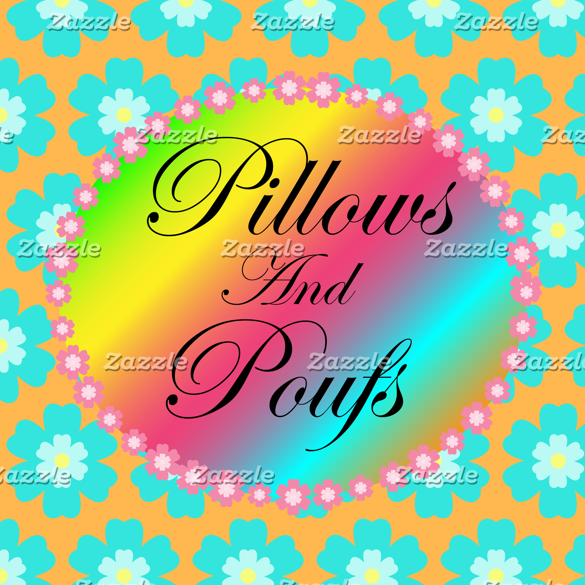 01. Pillows And Poufs