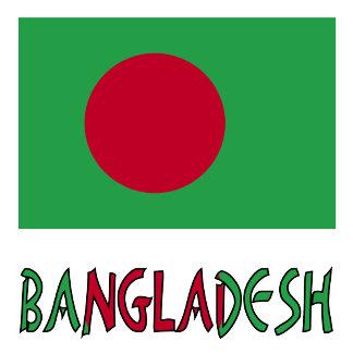 Bangladeshi Flag and Bangladesh