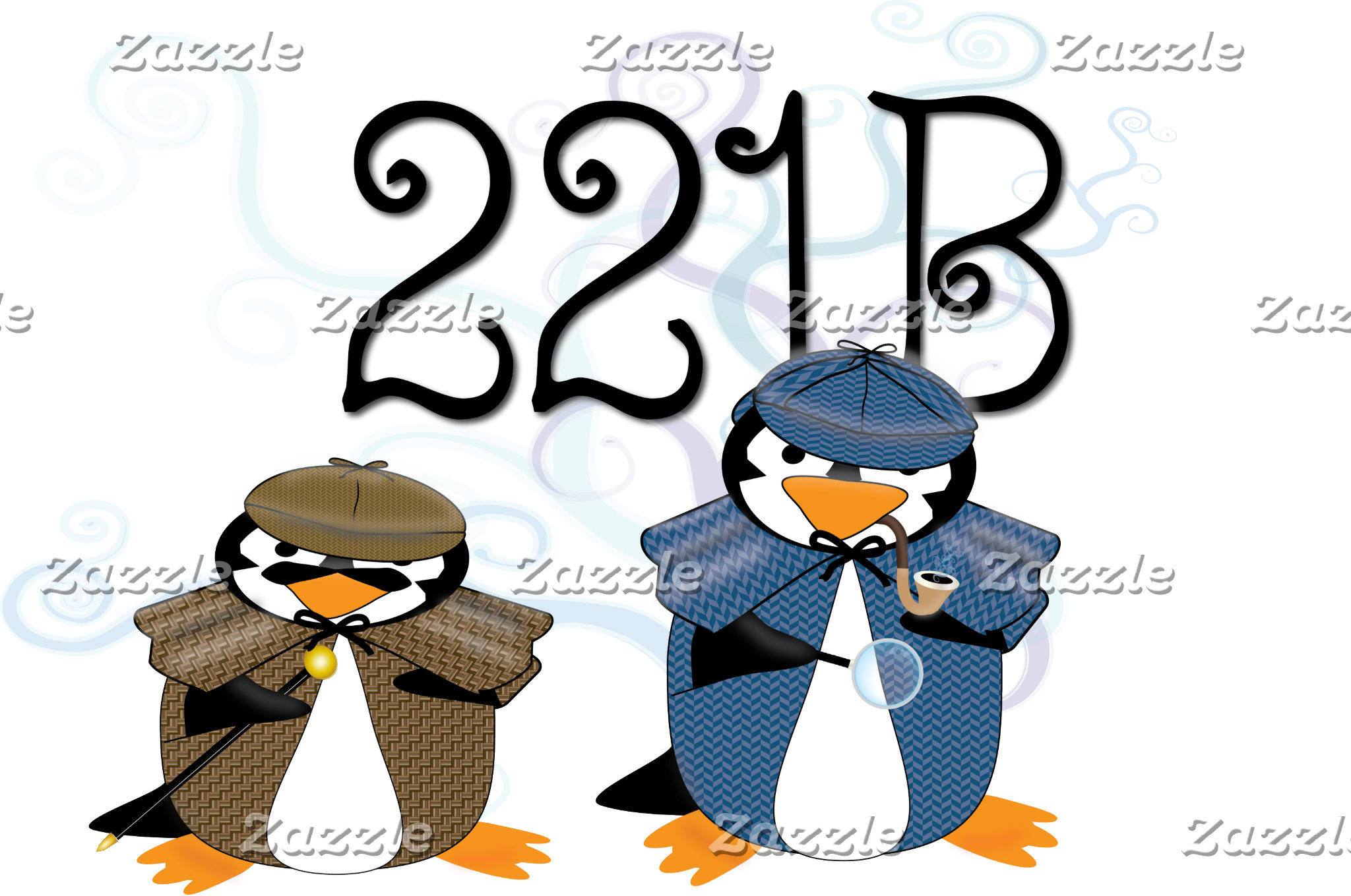 Penguin Partners in Crime - Investigations