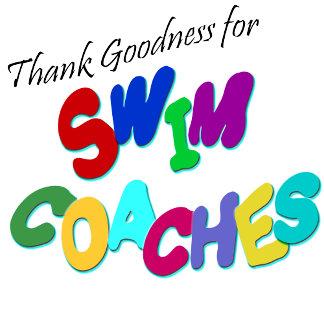Thank Goodness for Swim Coaches