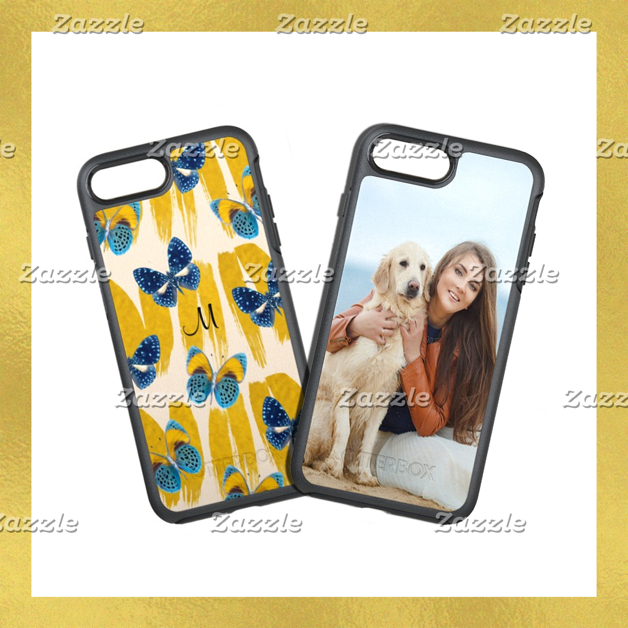 Otterbox 6 & 8/7 Cases
