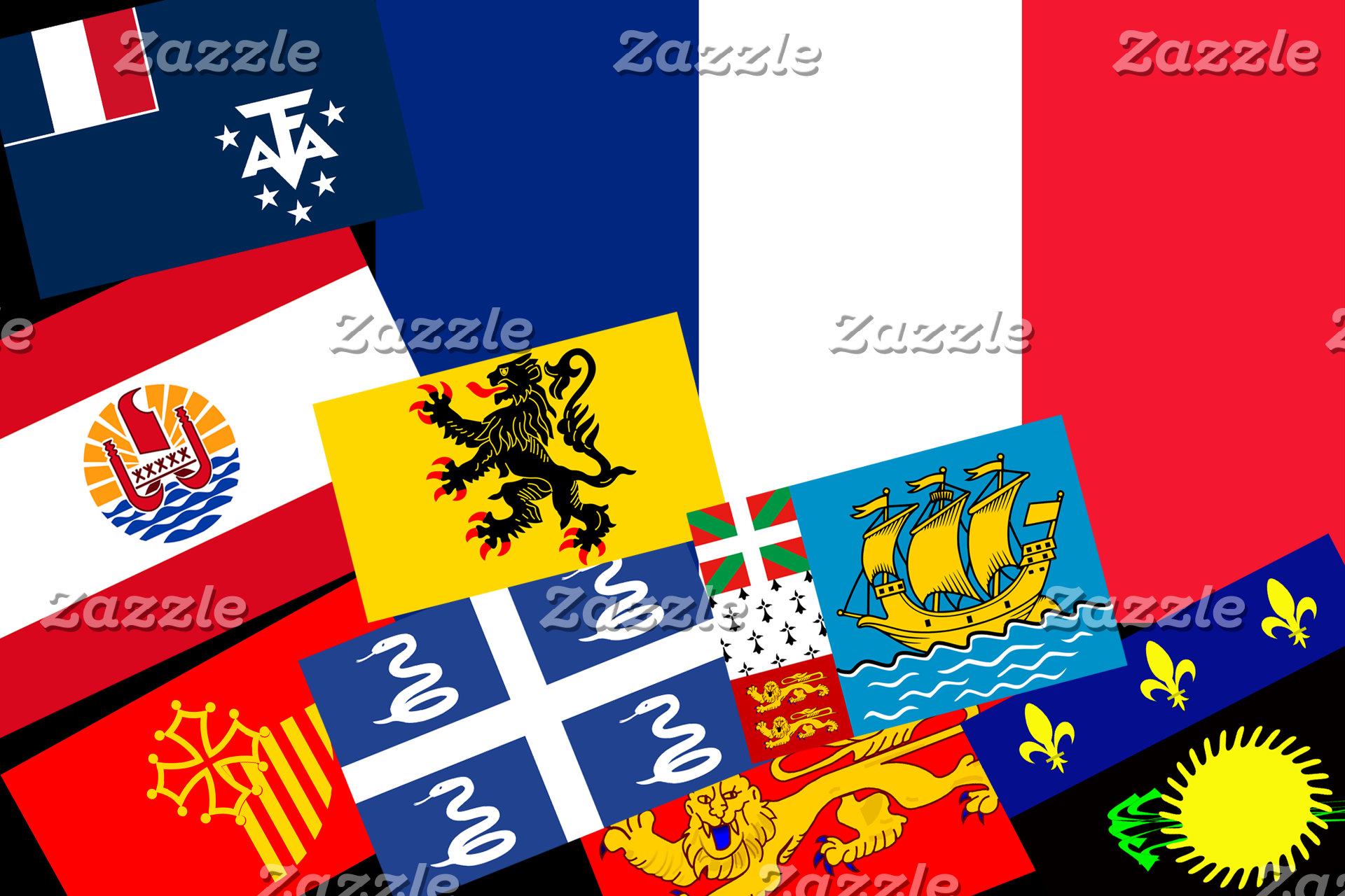 France and French Territories
