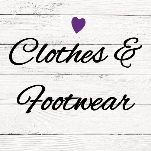 Clothes & Footwear