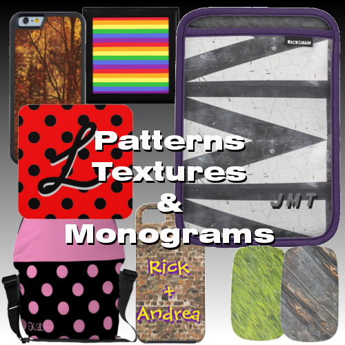 Patterns Textures Monograms