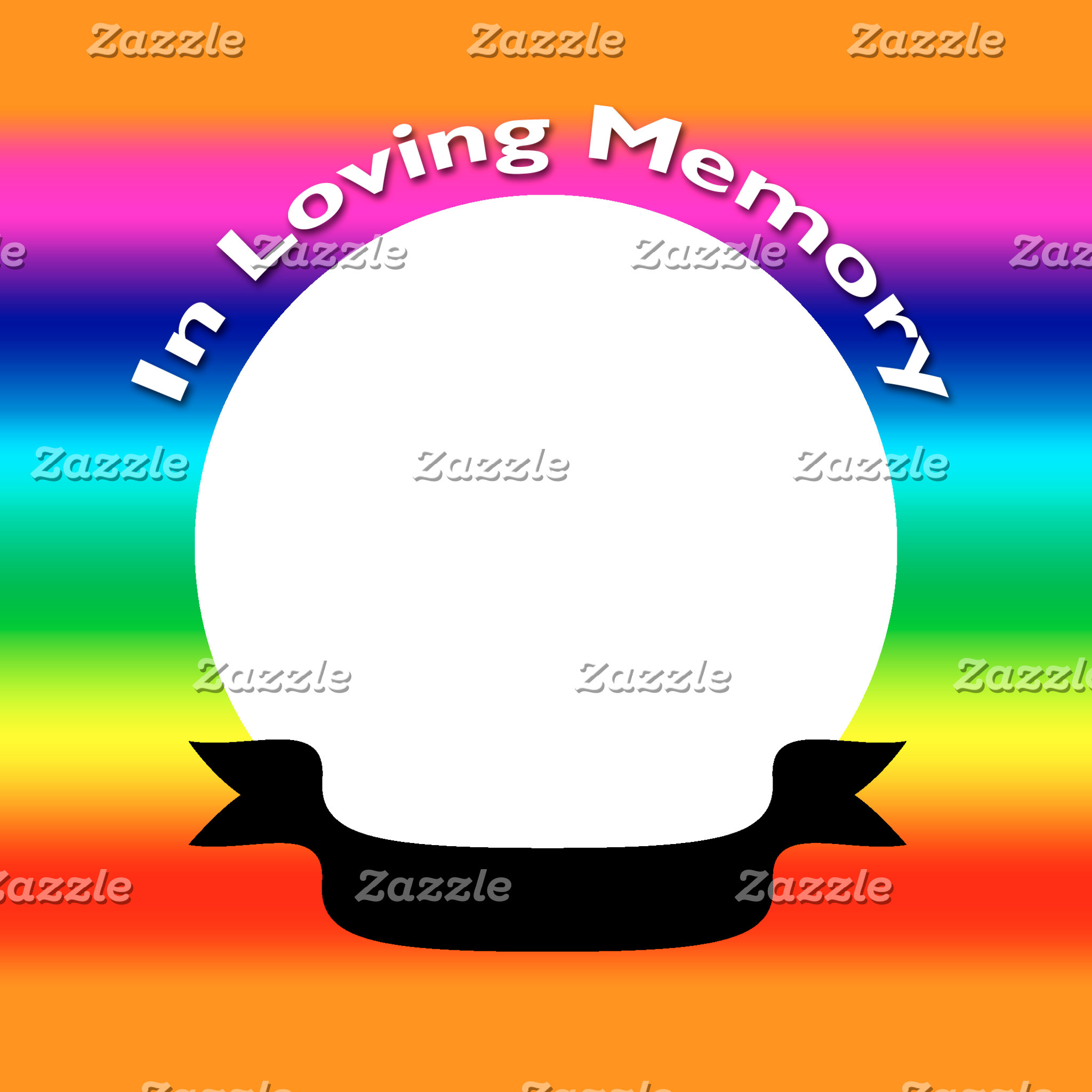In Loving Memory - Rainbow