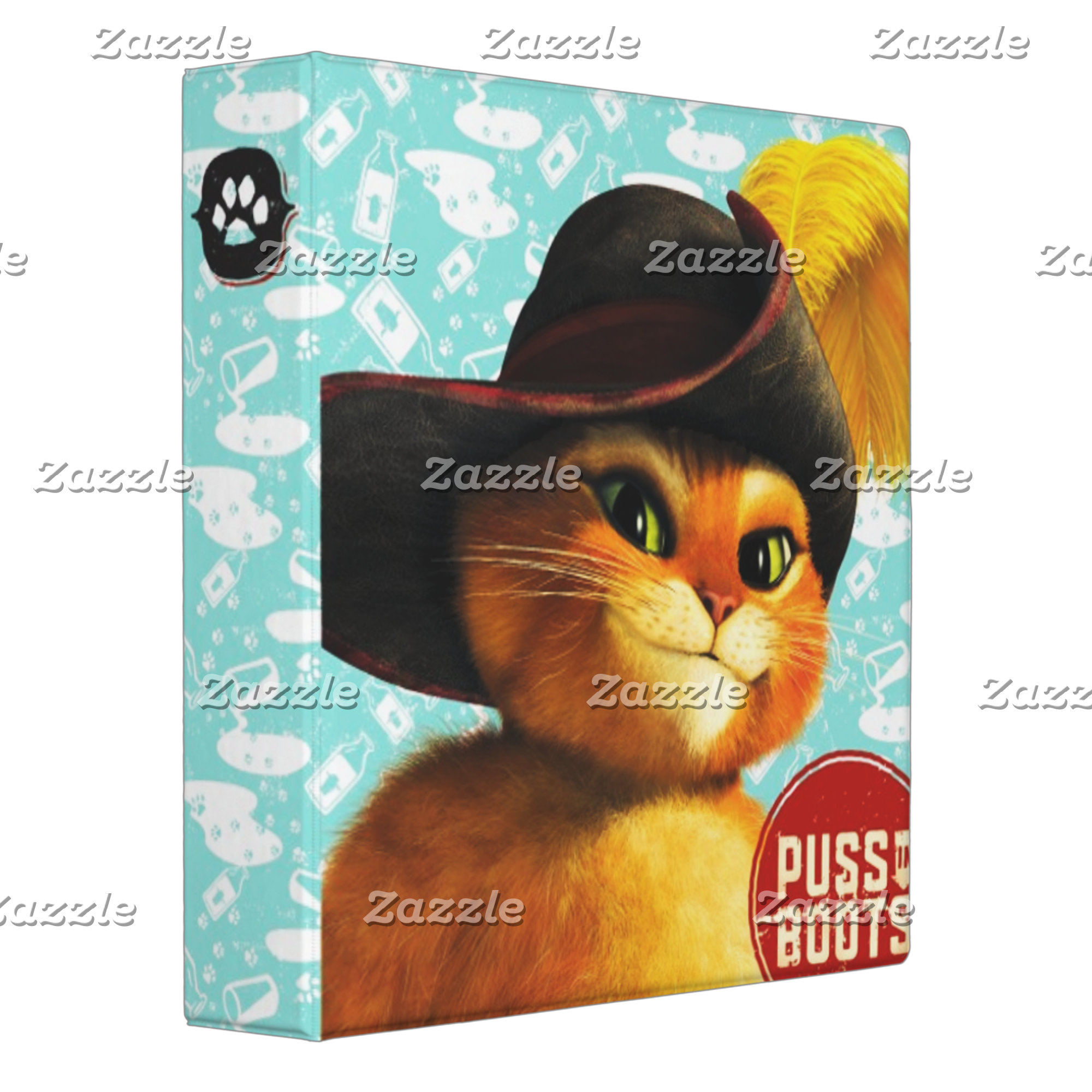 Puss In Boots Binders