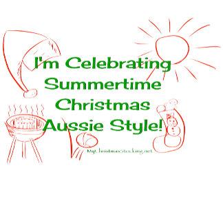 I am Celebrating Summertime Christmas