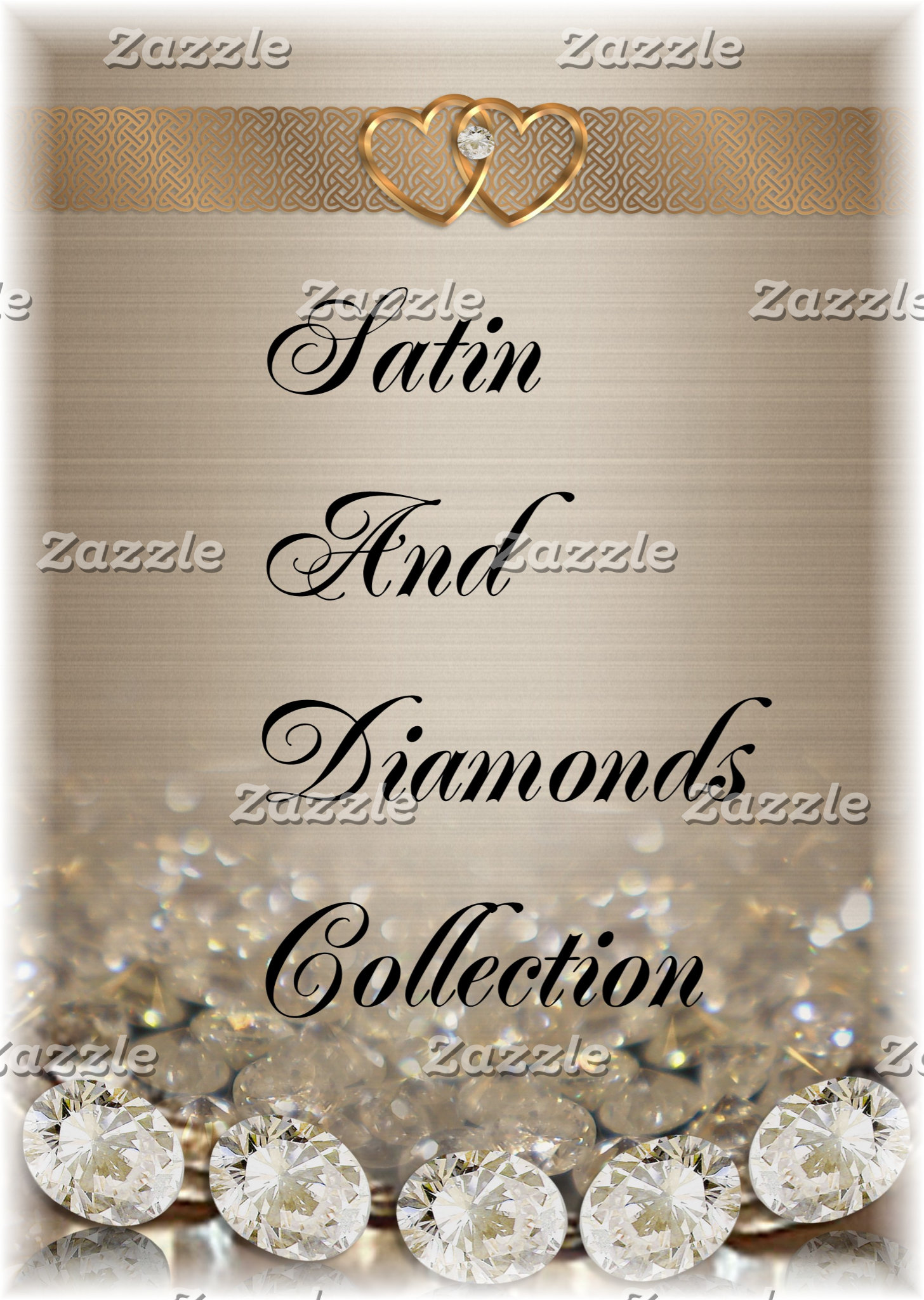 Diamonds and Satin collection