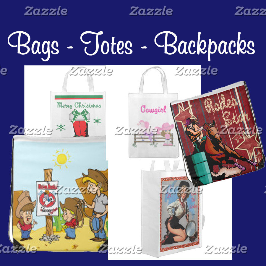 Western Bags - Totes
