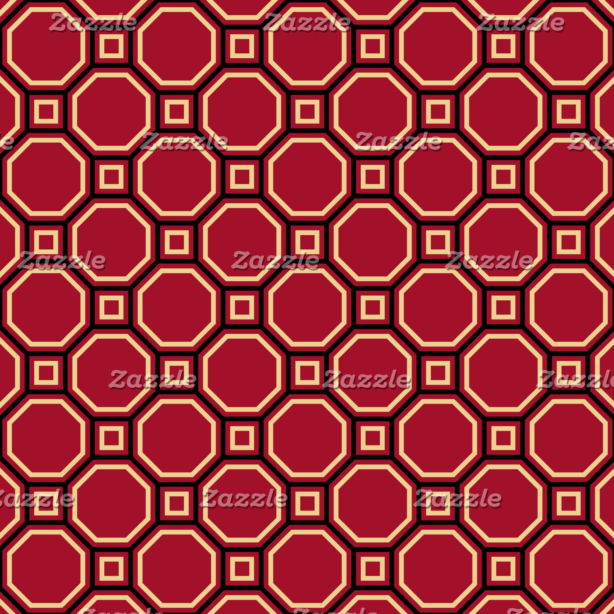 Patterns And Decorative Motifs