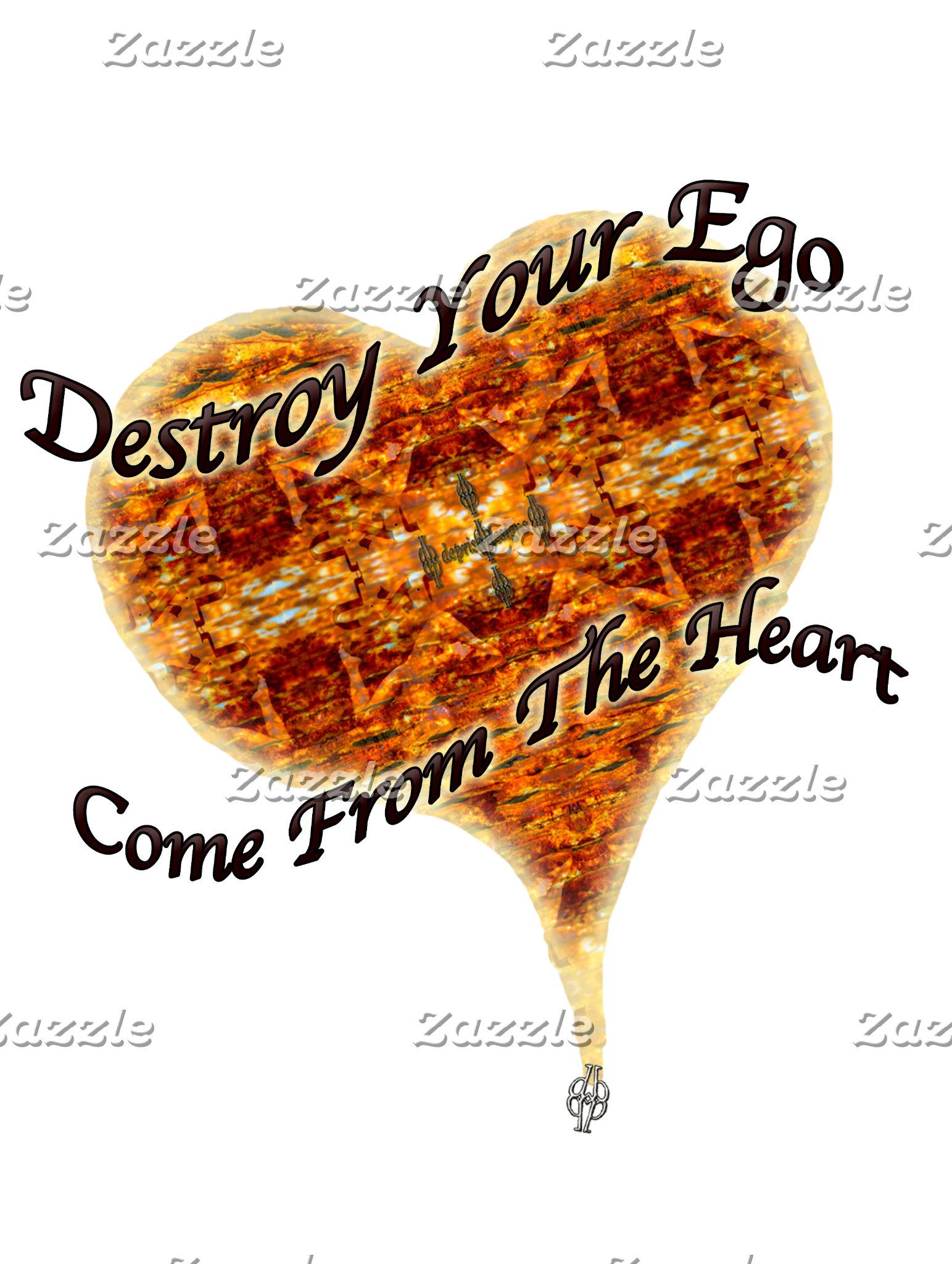 Destroy Your Ego Kabbalah