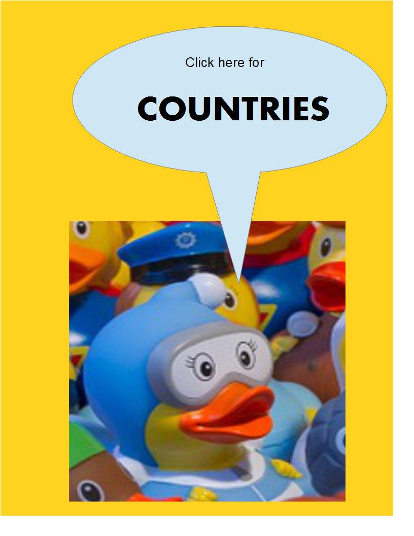Countries/Political Fun