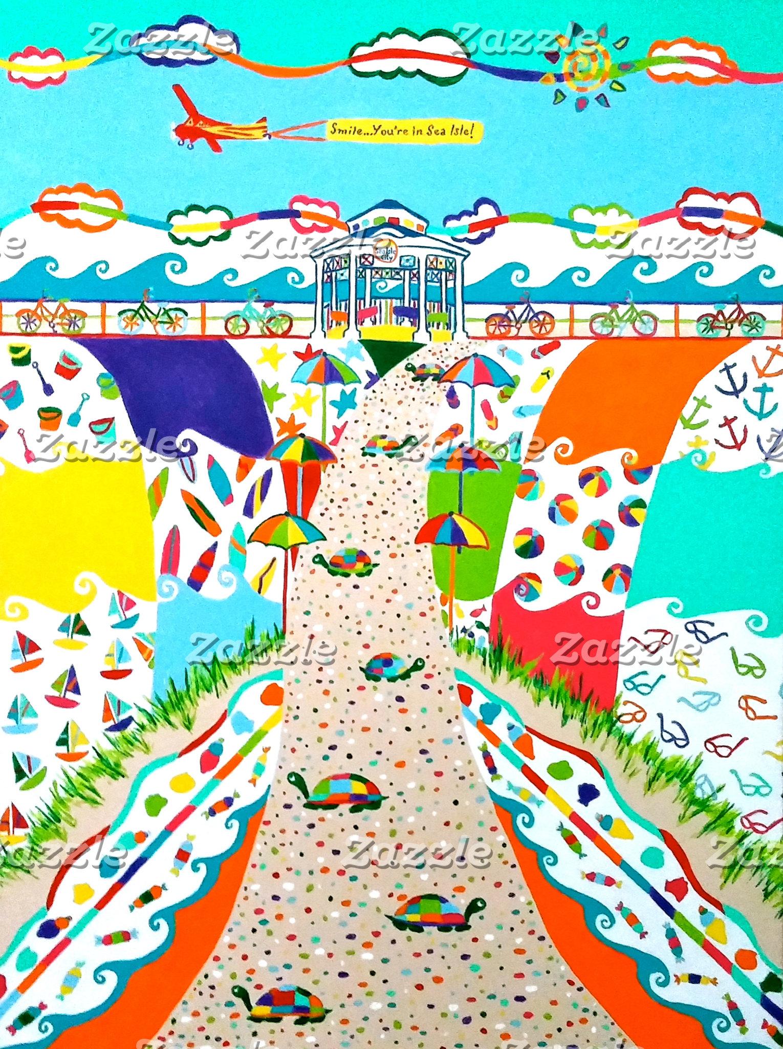 Sea Isle City Promenade