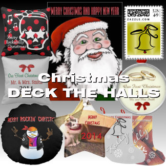 Christmas Decorations, Deck The Halls & More