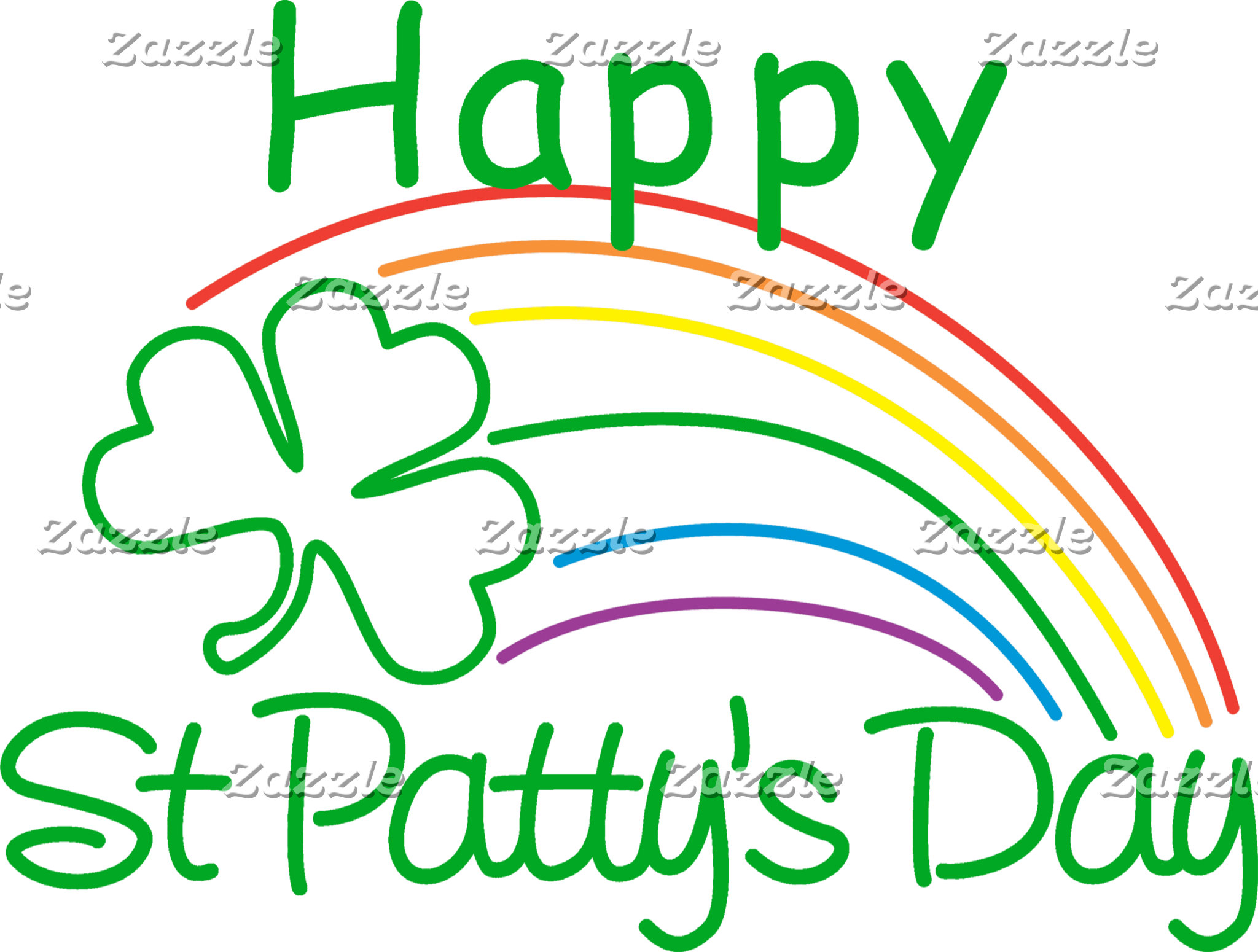 Happy St Patty's Day T-Shirts Gifts
