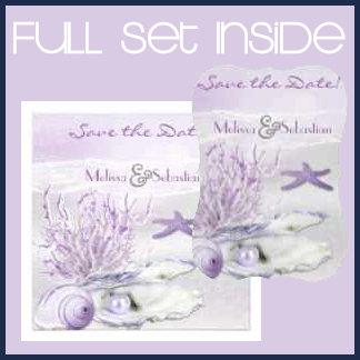 Dream Shore Beach Orchid Wedding
