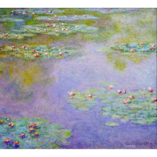 Fine Art Water Lily Accessories