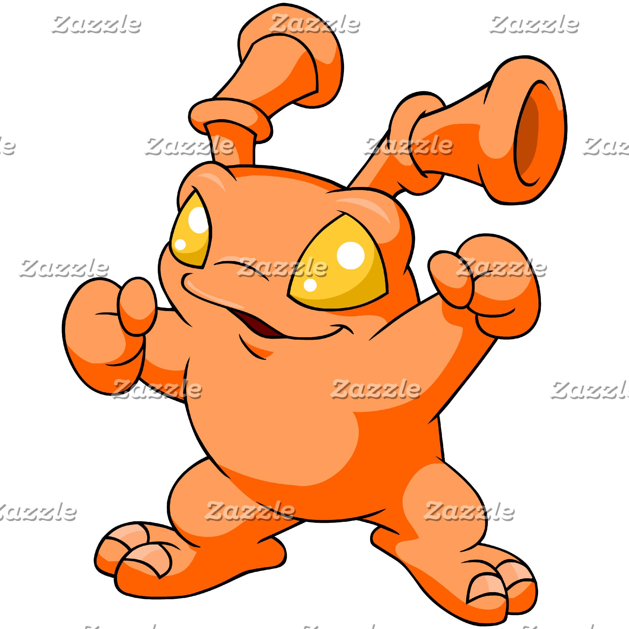 Grundo Orange