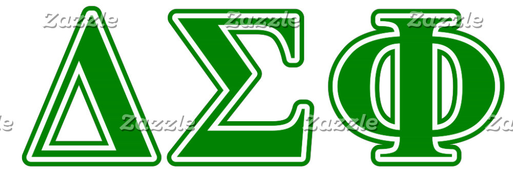 Delta Sigma Phi Green Letters