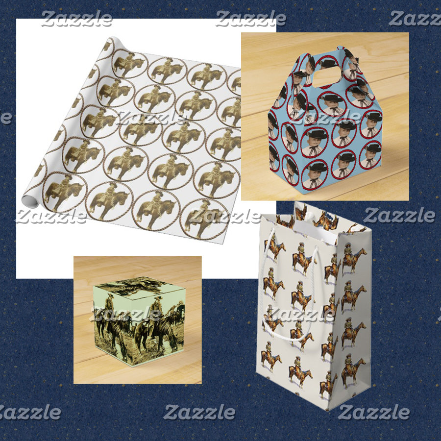 Gift Wrap/Bags/Boxes