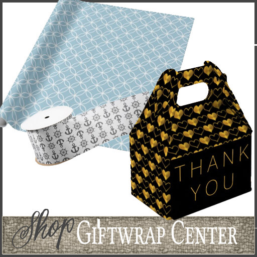 Gift Wrapping Center