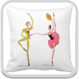 Ballet Pillows