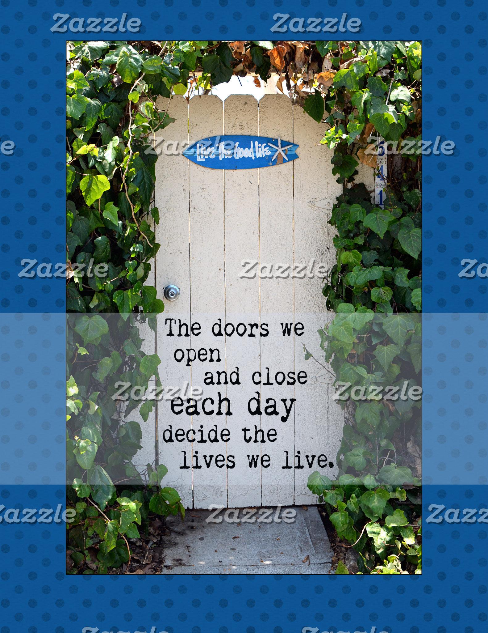 Doors We Open