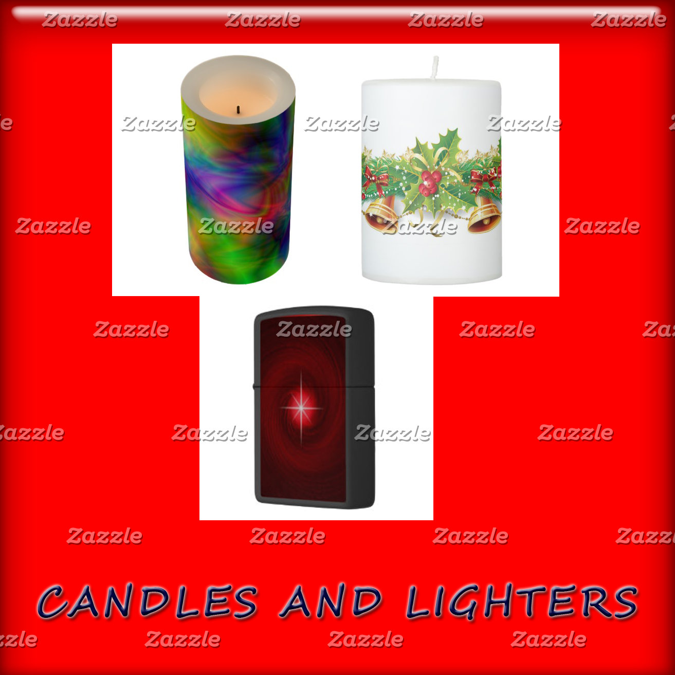 Candles & Lighters