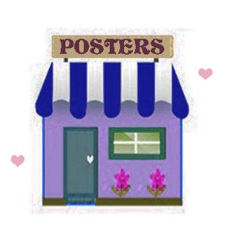 ❤   Poster Shop