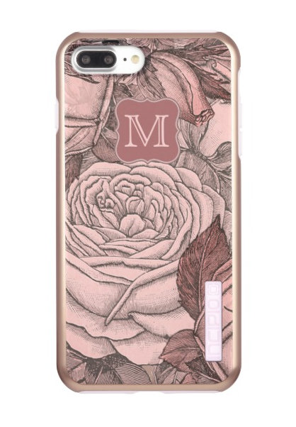 Decorative Vintage Rose Blush Art