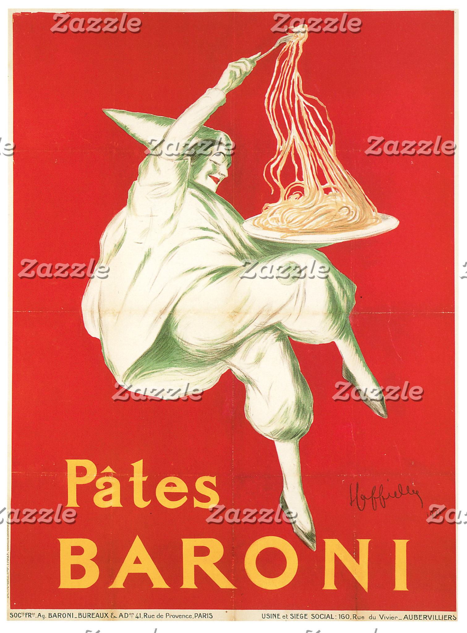 Vintage Food and Drink Ads