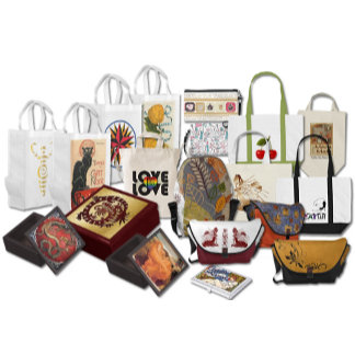 Bags, Boxes, & Luggage
