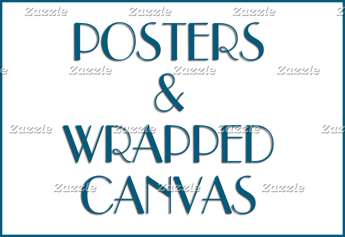 Posters & Wrapped Canvas