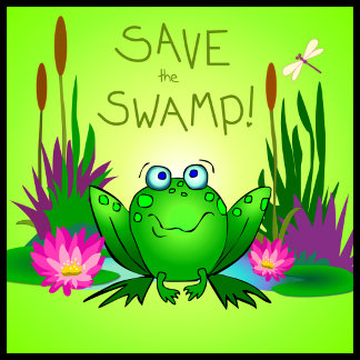 Save the Swamp