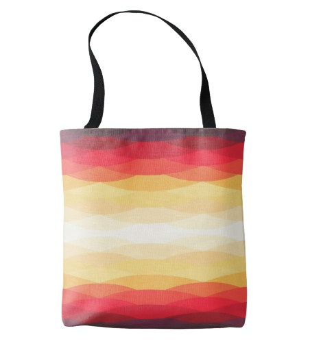 All-Over-Print Tote Bags