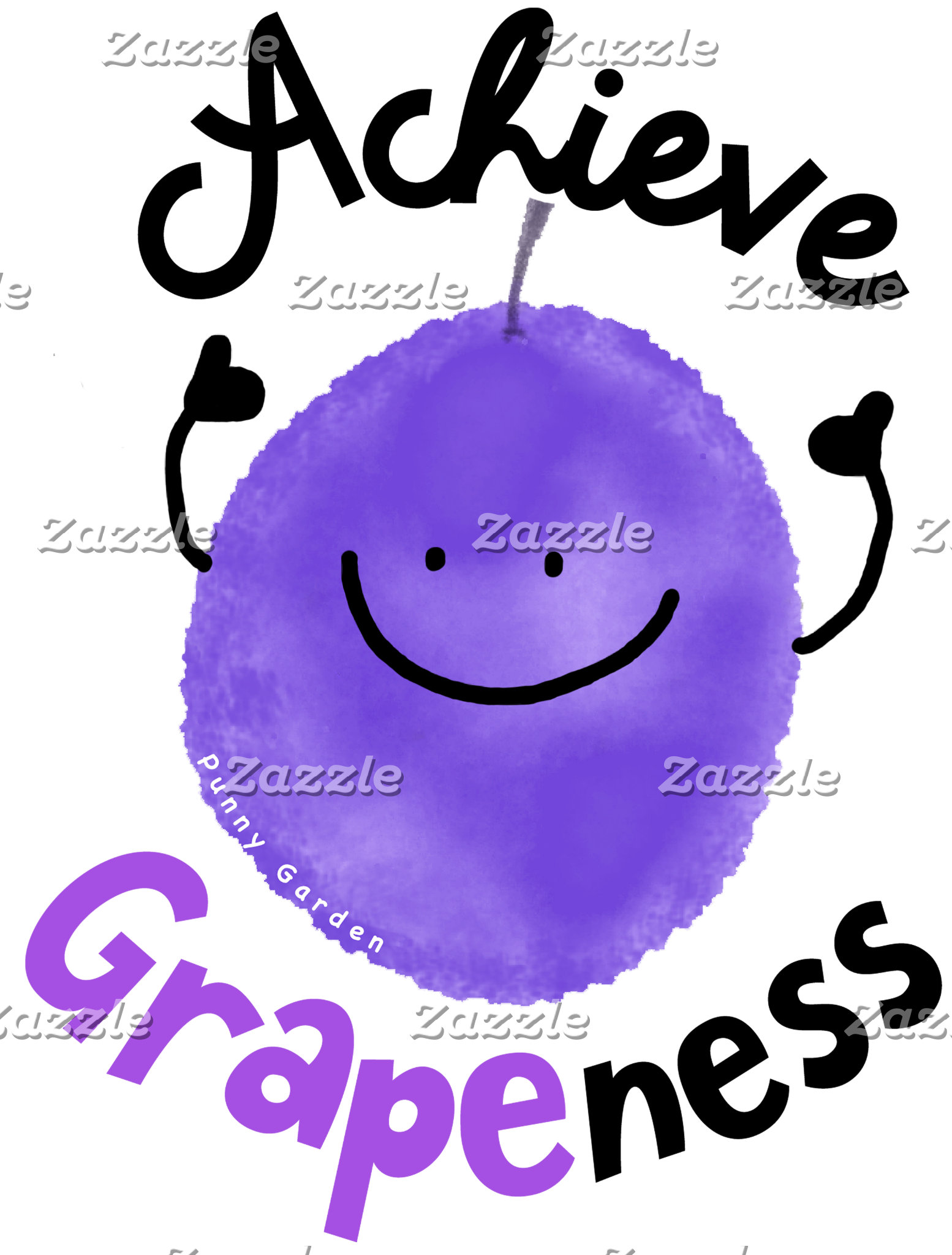 Achieve Grapeness