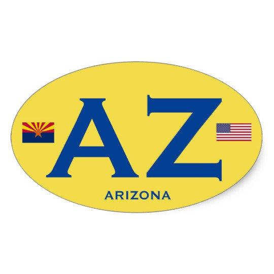 USA State Stickers & Mugs