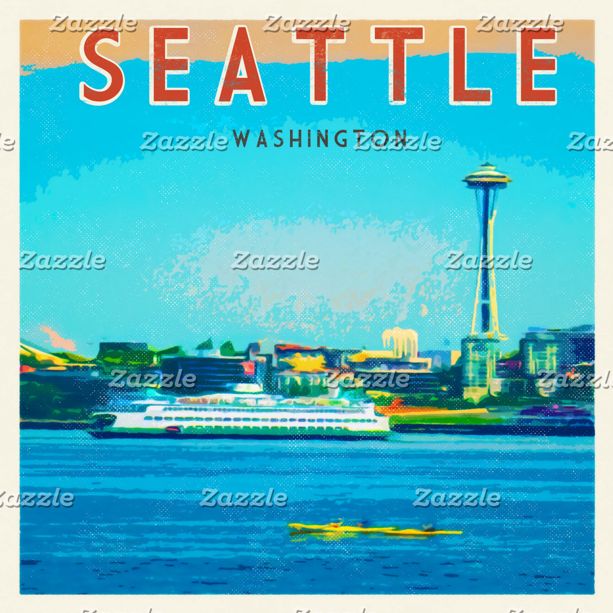 TRAVEL POSTERS AND CARDS