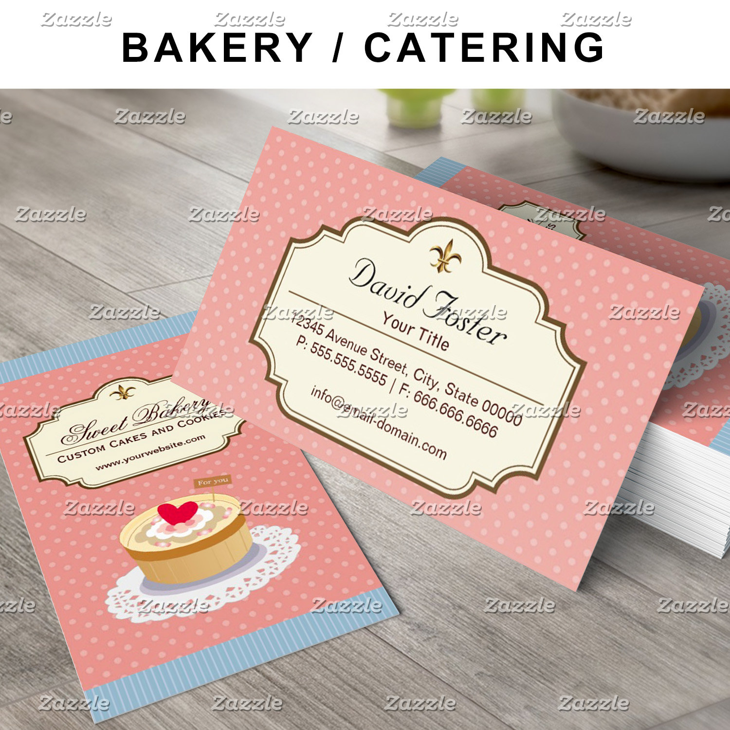 - Bakery / Catering -