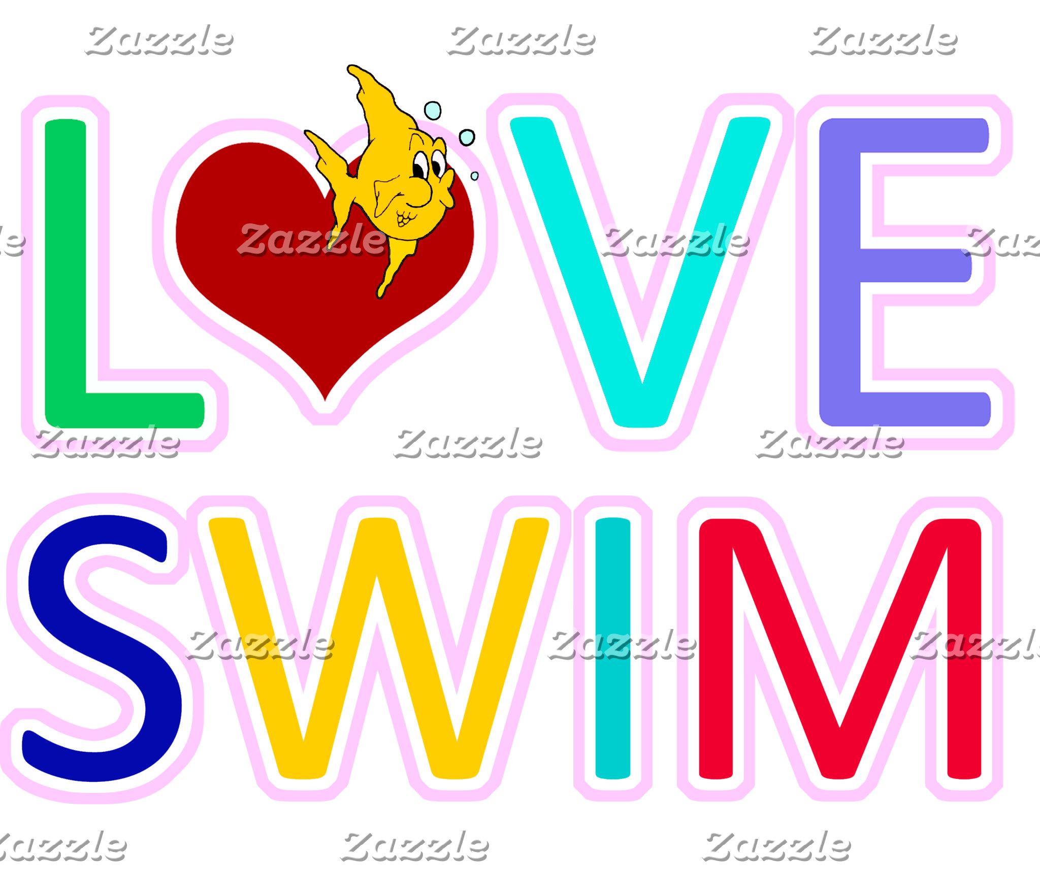 LOVE SWIM