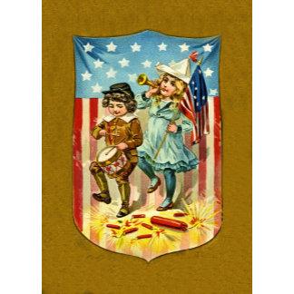 Vintage Patriotic