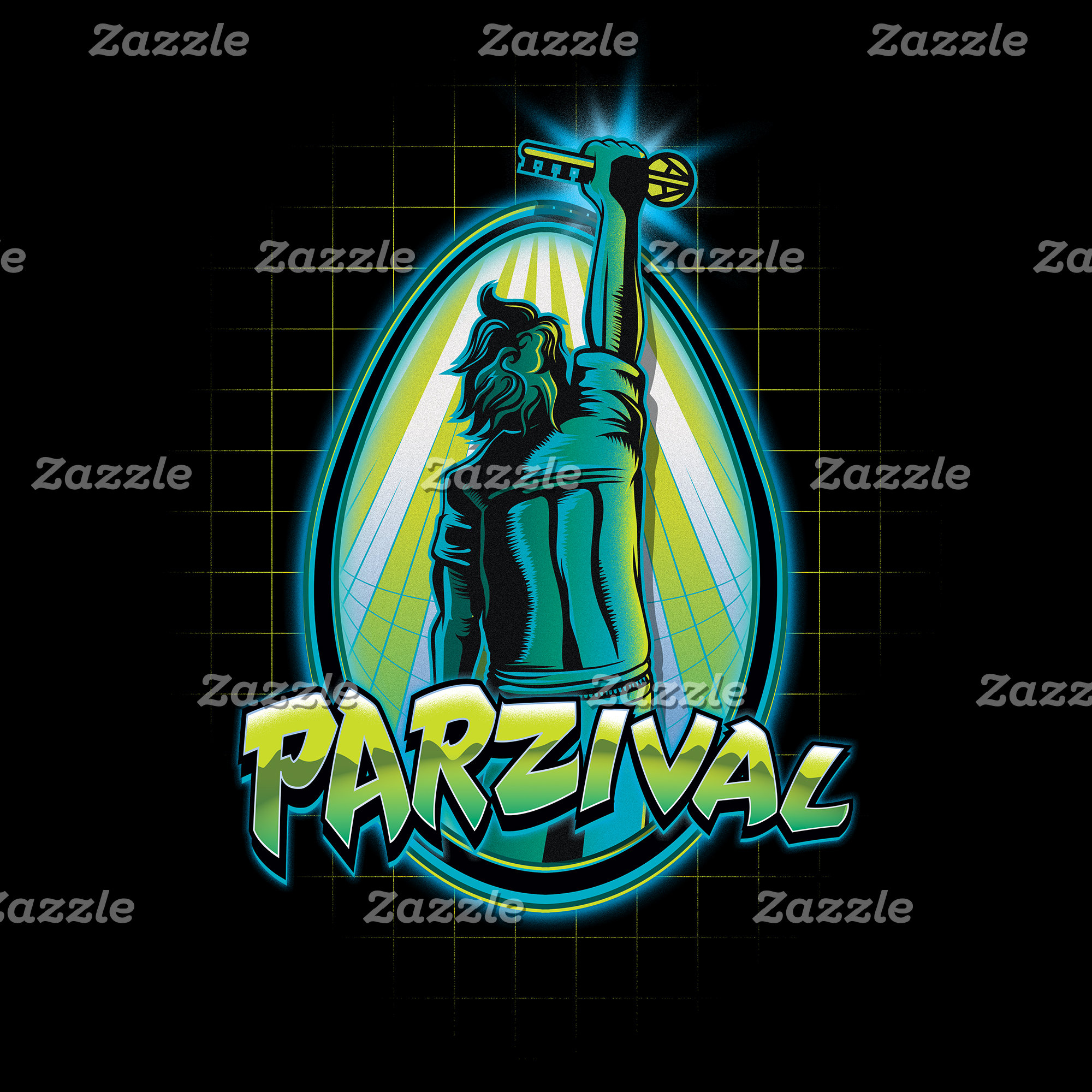 Parzival With Key