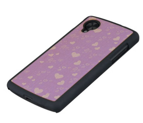 Google Nexus 5 Slim Maple Wood Case